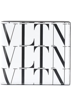 VALENTINO GARAVANI VLTN bi-fold wallet - 114 - :0VP