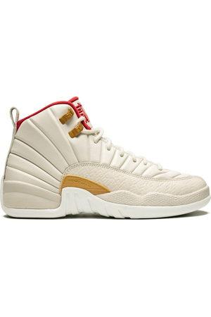 Nike TEEN Air Jordan 12 Retro CNY GG sneakers - Neutrals