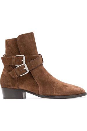AMIRI Buckle Chelsea boots