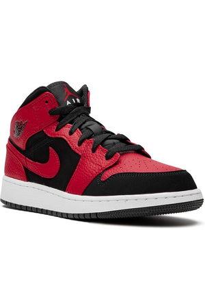 Nike TEEN Air Jordan 1 Mid (GS) sneakers