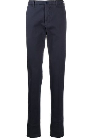 Incotex Mid-rise chino trousers
