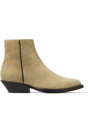Jimmy Choo Jun ankle boots - Neutrals