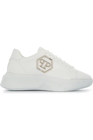 Philipp Plein Godzilla low-top chunky trainers