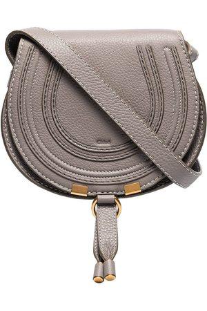 Chloé Mini Marcie crossbody bag - Grey