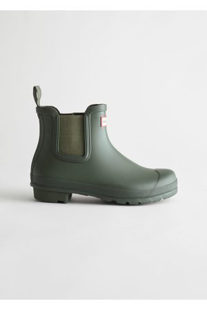 & OTHER STORIES Hunter Original Chelsea Boots