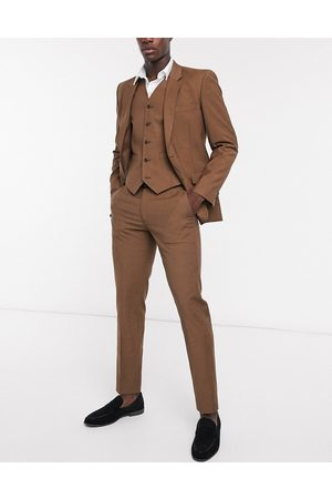 ASOS Slim suit pants in light