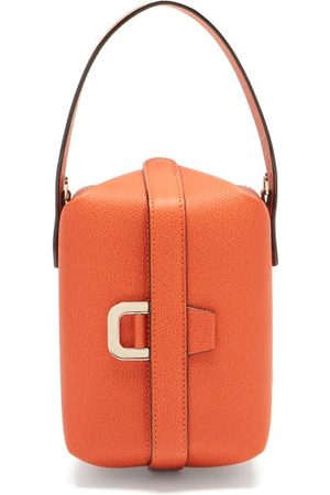 VALEXTRA Tric Trac Saffiano-leather Bag - Womens
