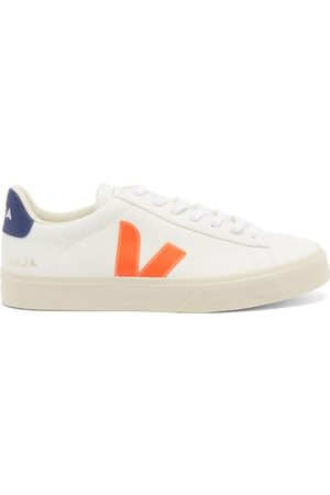 Veja Campo Leather Trainers - Womens - Multi