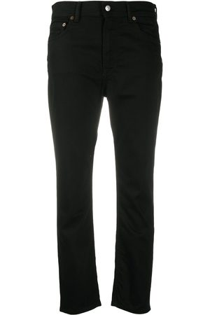 Acne Studios Women Straight - Straight-leg jeans
