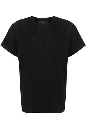 AMIRI Crew neck box-cut T-shirt
