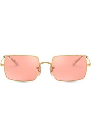 Ray-Ban Sunglasses - 1969 tinted rectangle-frame sunglasses