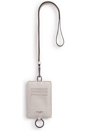 Dolce & Gabbana Crossbody cardholder - Grey