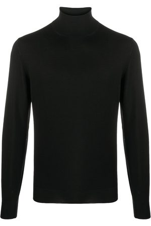DELL'OGLIO Long sleeve ribbed jumper