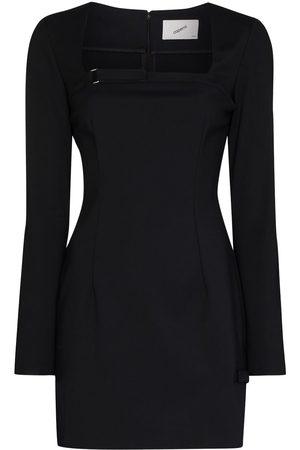 COPERNI Women Party Dresses - Belt detail mini dress