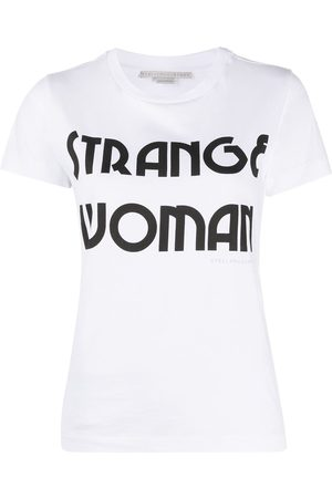 Stella McCartney Strange Woman cotton T-shirt