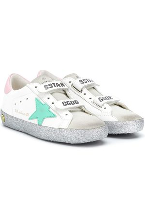 Golden Goose Logo strap Superstar sneakers