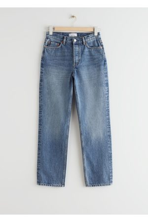 & OTHER STORIES Keeper Cut Jeans