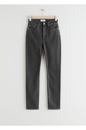 & OTHER STORIES Special Cut Jeans - Grey