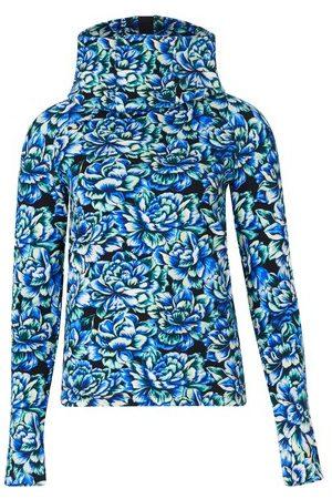 Paco rabanne Printed hoodie