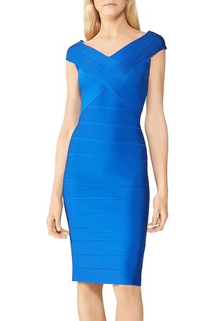 Hervé Léger Bandage Bodycon Dress