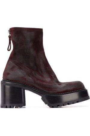 Premiata Matte ankle boots