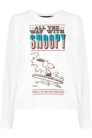 Marc Jacobs X Peanuts Snoopy sweatshirt - Neutrals