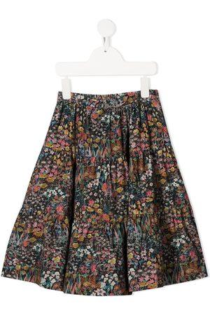 BONPOINT Floral print skirt
