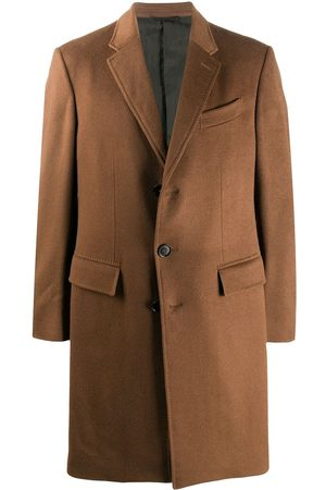 Ermenegildo Zegna Single-breasted cashmere coat