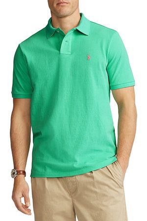 Polo Ralph Lauren Cotton Mesh Classic Fit Polo Shirt
