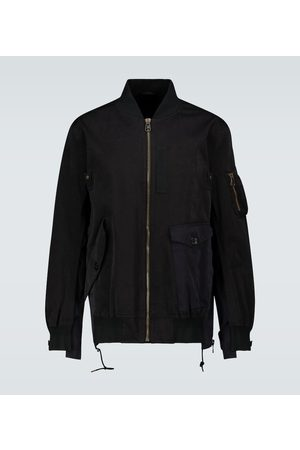 SACAI Ten c bomber jacket