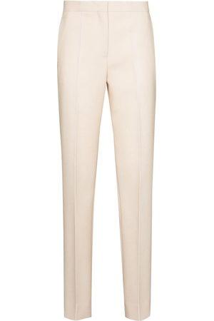 Jil Sander Tailored straight leg trousers - Neutrals