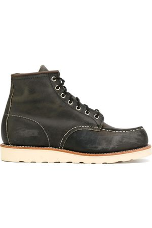 Red Wing Men Lace-up Boots - Lace-up loafer boots