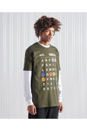 Superdry Core Logo Transit T-Shirt