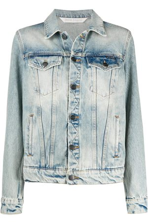 Palm Angels Stonewashed denim jacket