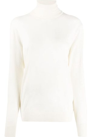Dolce & Gabbana Rollneck cashmere jumper - Neutrals
