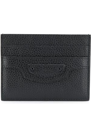 Balenciaga Neo Classic grained leather cardholder