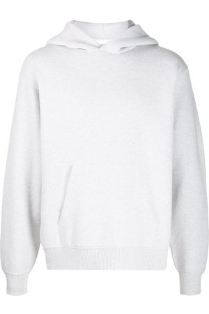 Barrie Ideal rib-trimmed oversized hoodie - Neutrals
