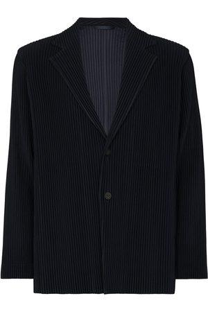 HOMME PLISSÉ ISSEY MIYAKE Plissé blazer jacket