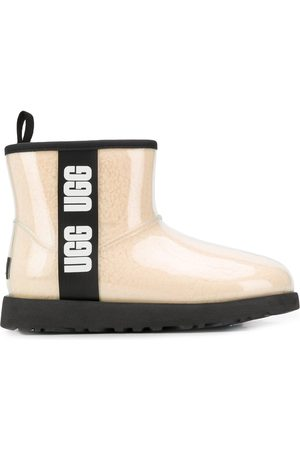 UGG Laminated Classic snow boots - Metallic
