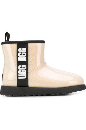 UGG Women Snow Boots - Laminated Classic snow boots - Metallic