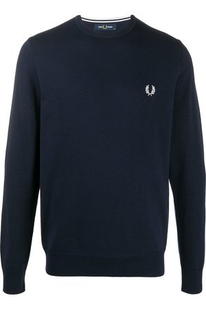 Fred Perry Embroidered logo sweatshirt