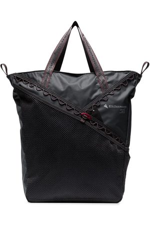 Klättermusen Urur gear tote bag - Grey