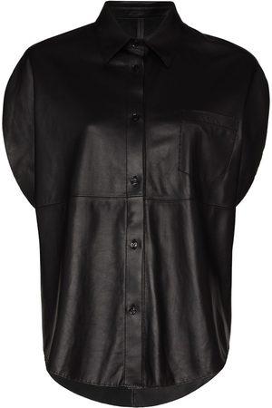 MM6 MAISON MARGIELA Oversize sleeveless top