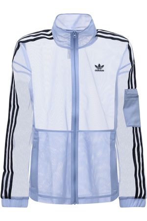 adidas Mesh Track Top