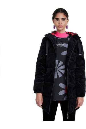 Desigual Women Parkas - Olya Coat L