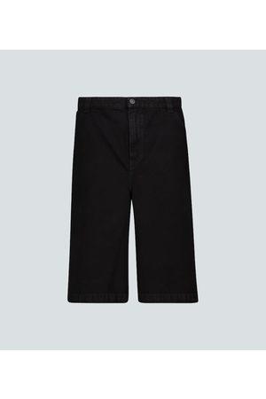 Balenciaga Denim Skater shorts