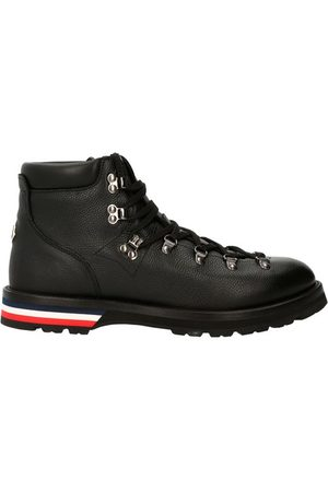 Moncler Men Lace-up Boots - Peak boots