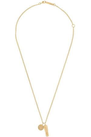 AMBUSH Necklaces - Pill charm necklace