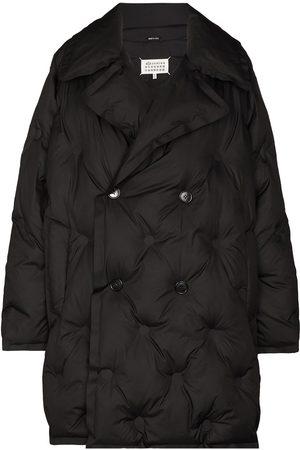 Maison Margiela Chesterfield padded coat