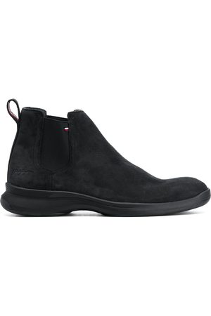 Tommy Hilfiger Hybrid suede Chelsea boots